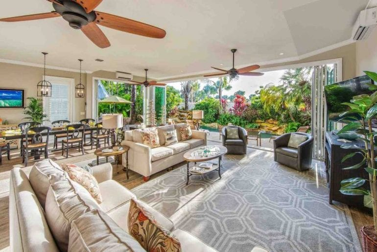 luxurious key west airbnb mansion