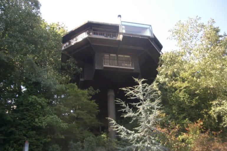 treehouse airbnb portland