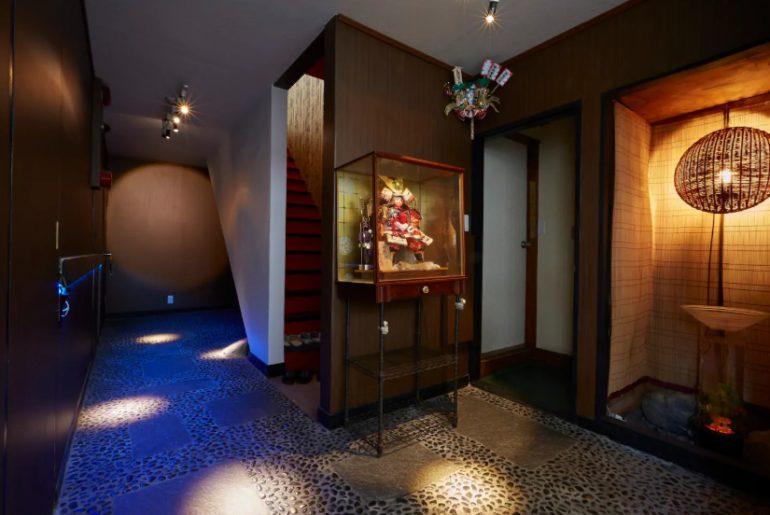 large nightclub style apartment Airbnb Shinjuku, Tokyo