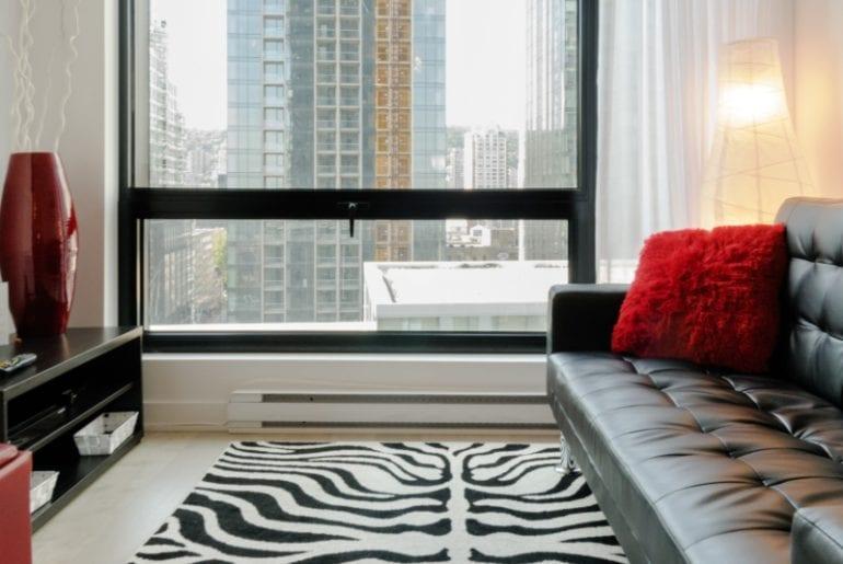 luxury montreal condo airbnb