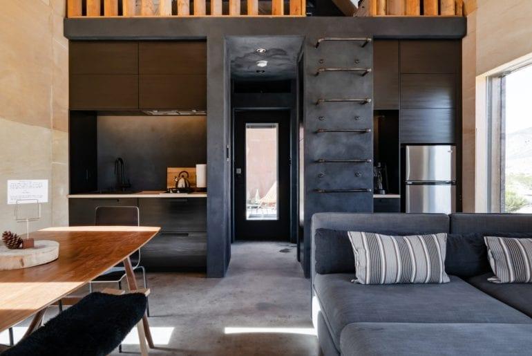 architect designed airbnb home joshua tree