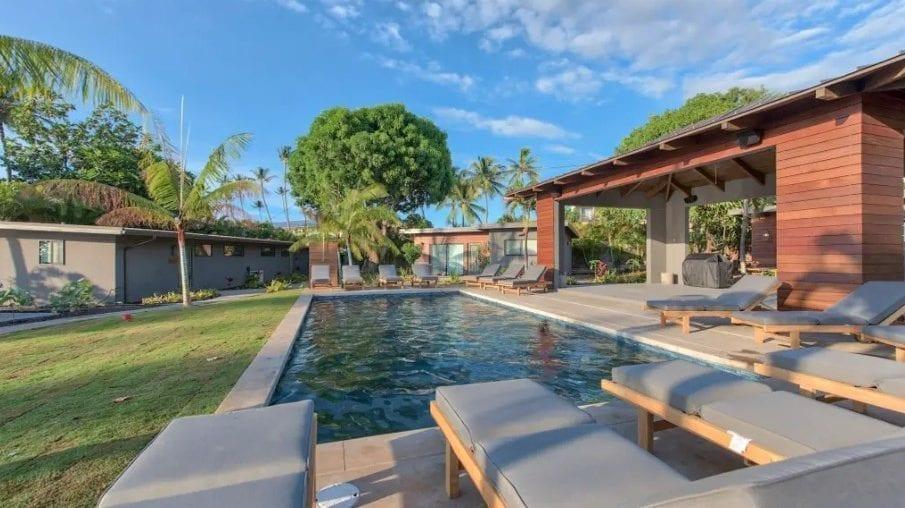 massive airbnb villa by the cove maui