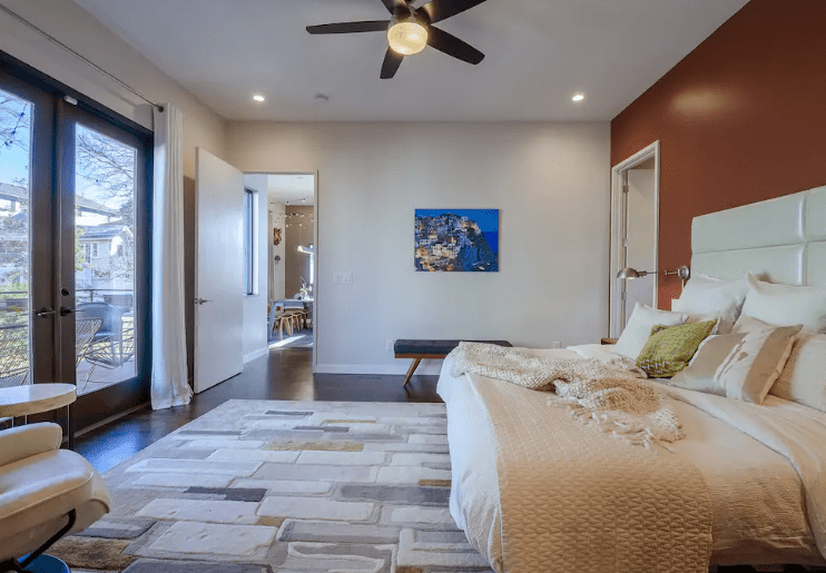 midtown atlanta modern home airbnb