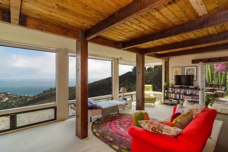 ocean view malibu hideaway airbnb