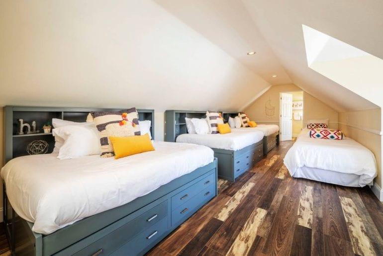 luxury airbnb estate with yoga studio joshua tree