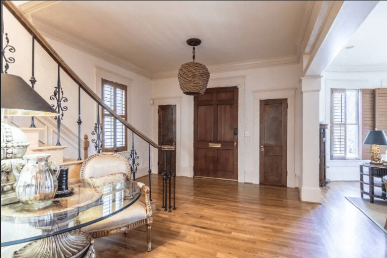 luxury home midtown atlanta airbnb