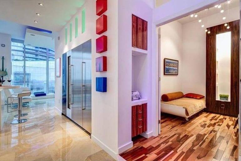 modern buckhead penthouse airbnb