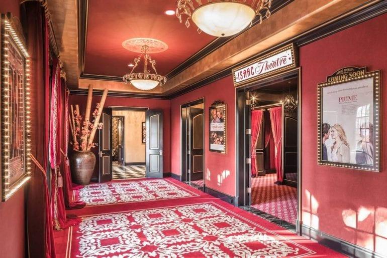 mega airbnb mansion in la rancho santa fe