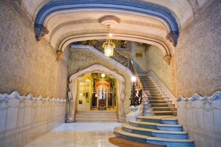 designer castle near beach airbnb barcelona