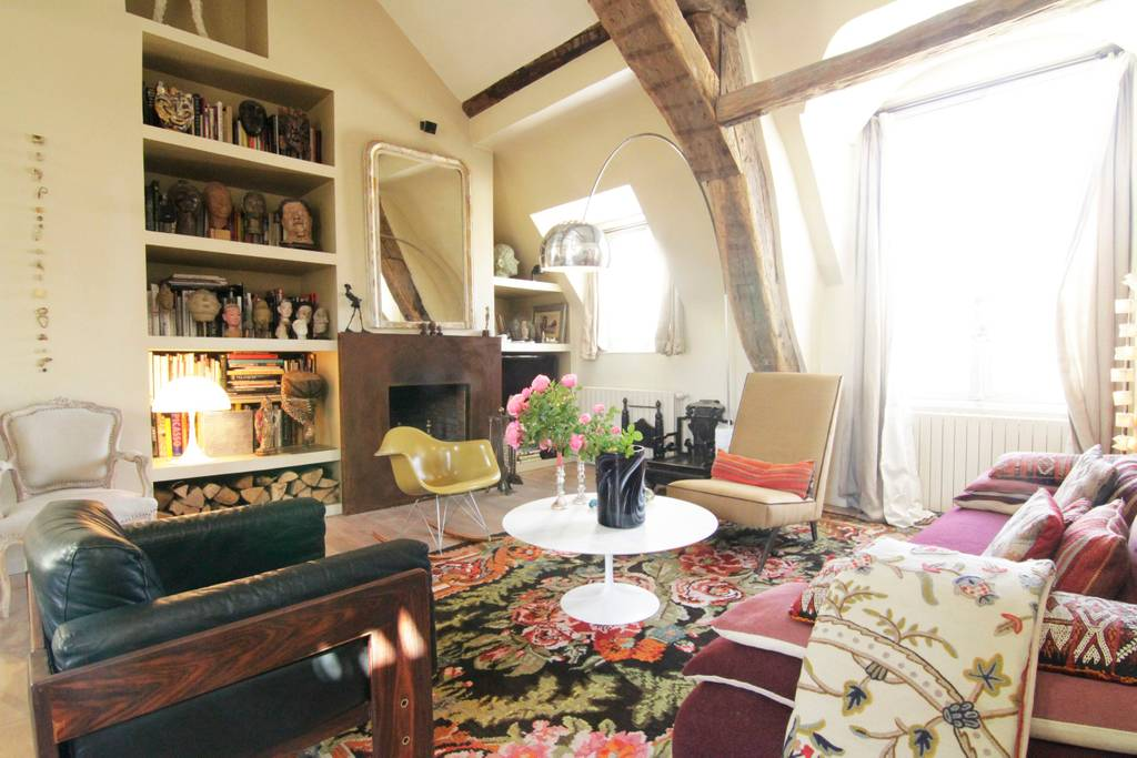 airbnb french country style home paris