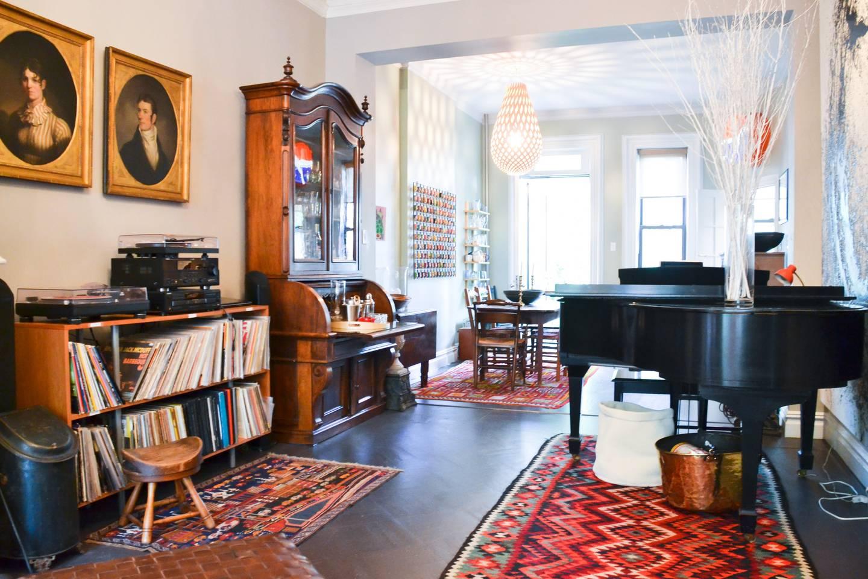 landmark brownstone airbnb in brooklyn new york