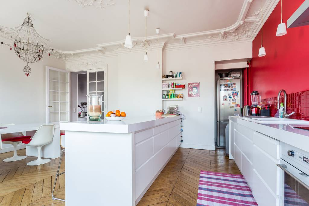 paris apartment close to the champs elysee