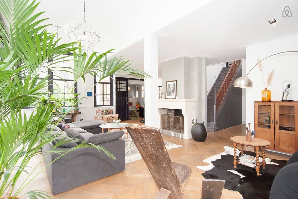 Luxurious Family Apartment Near the Artis Zoo