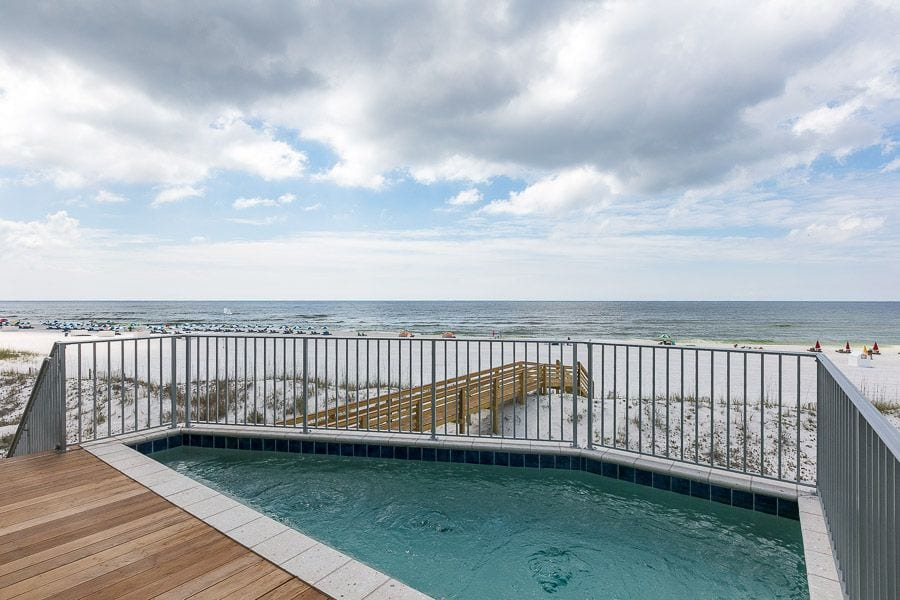 peaceful airbnb retreat on orange beach