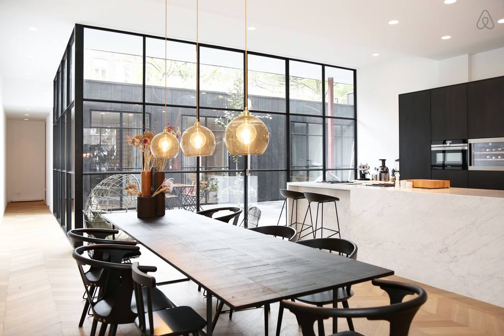 family apartment airbnb center of amsterdam