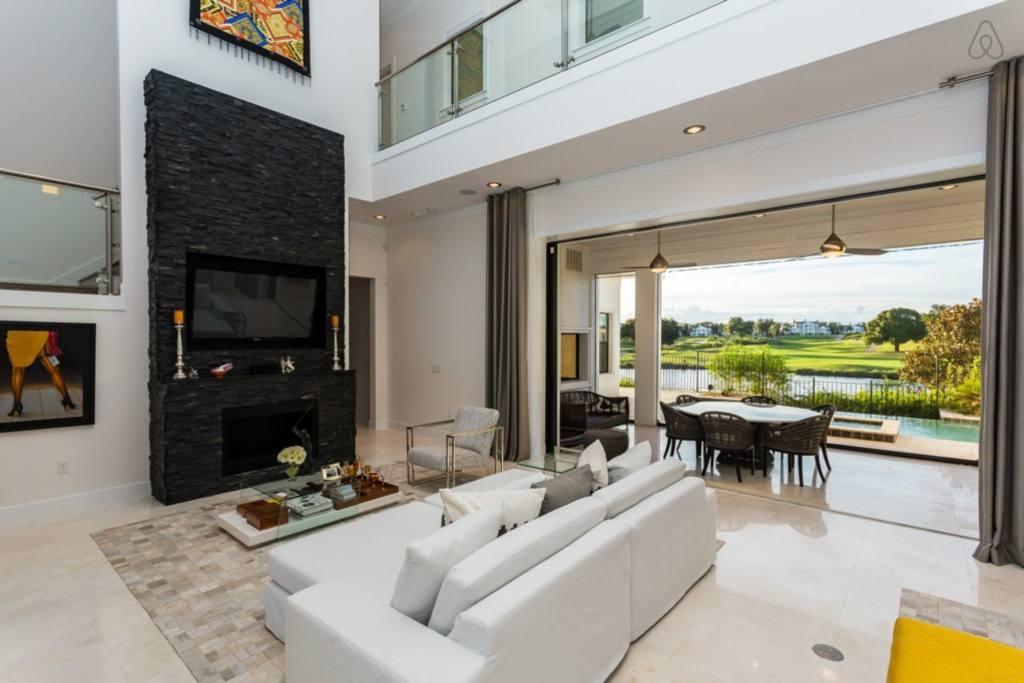 airbnb villa at reunion resort orlando