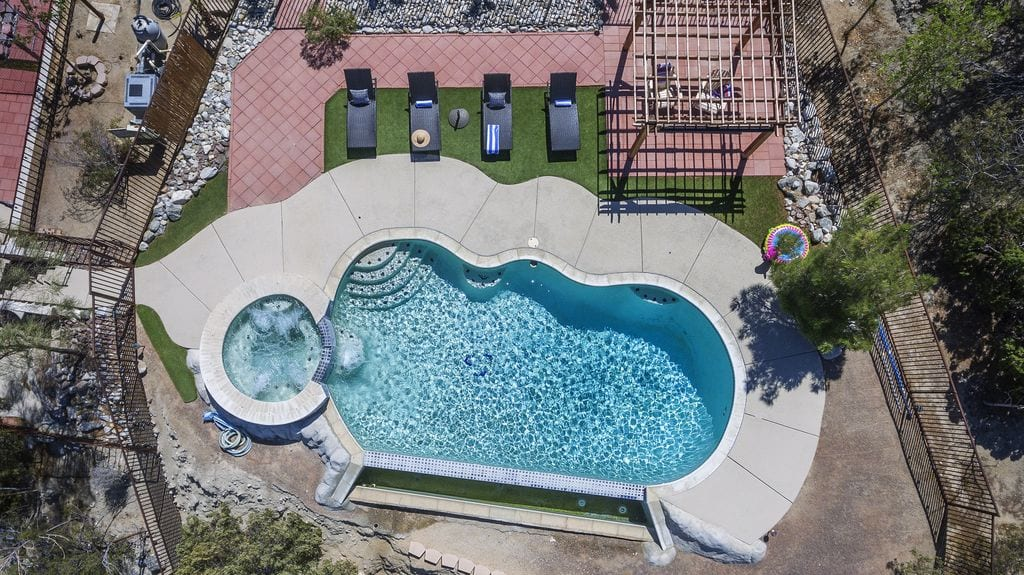 hilltop joshua tree home with infinity pool vrbo