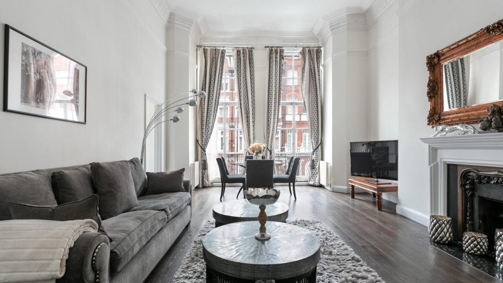 luxury airbnb home near harrods london