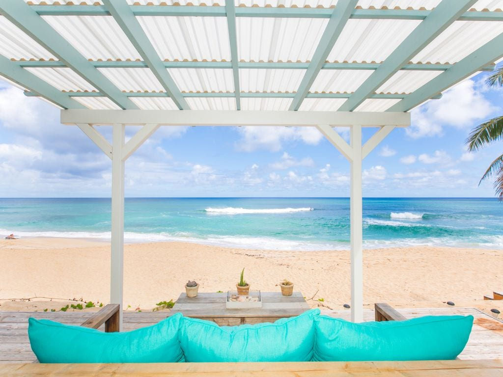 oceanfront airbnb north shore oahu