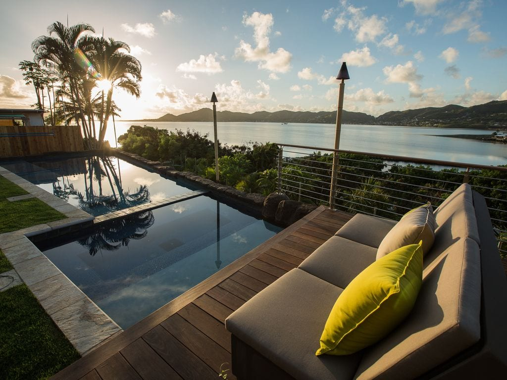 Luxury Retreat On Oahu's Kaneohe Bay