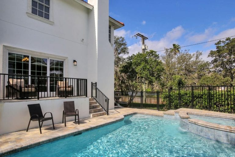 renovated airbnb mansion on hillsborough river tampa