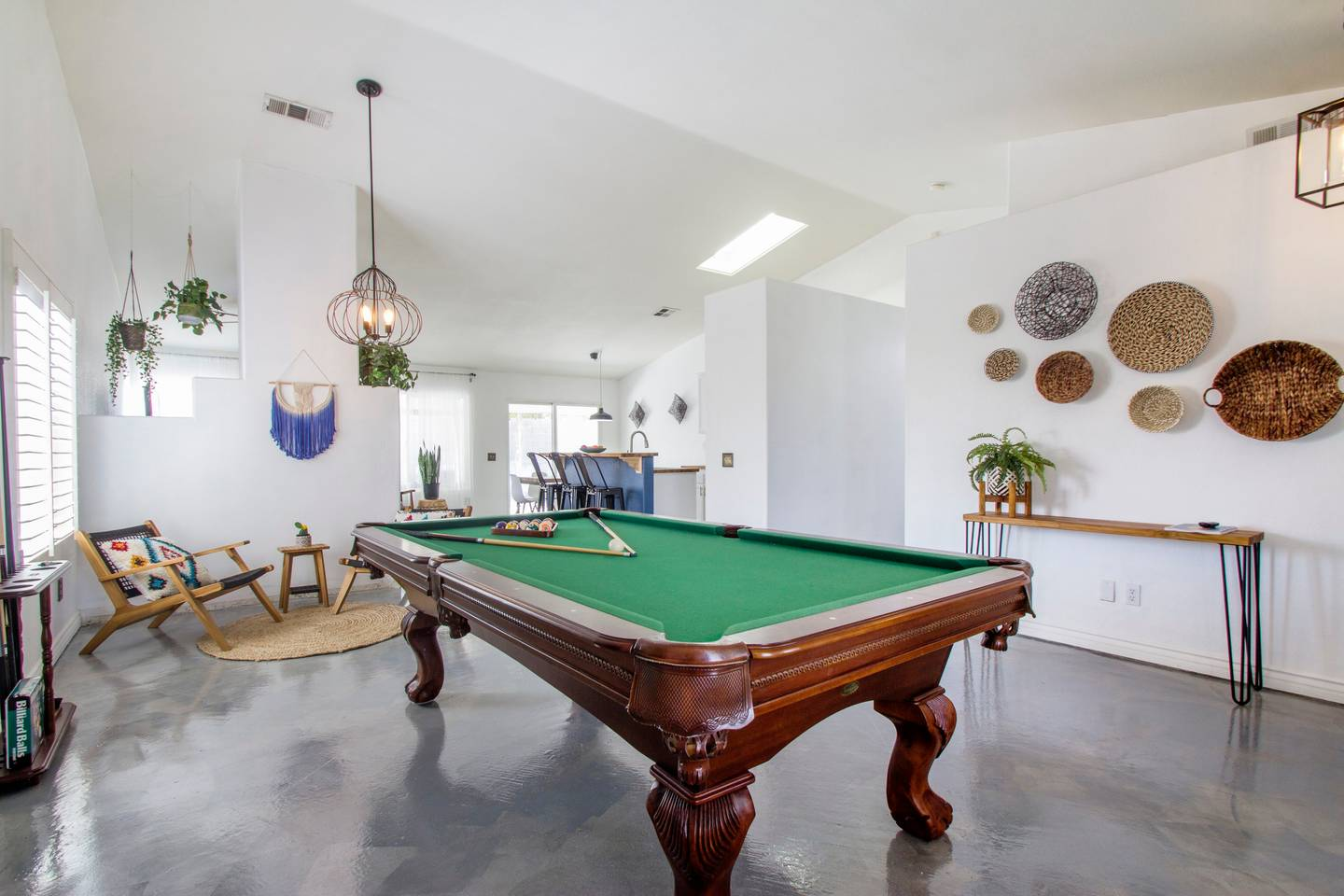 airbnb pool home in la quinta with bbq and firepit