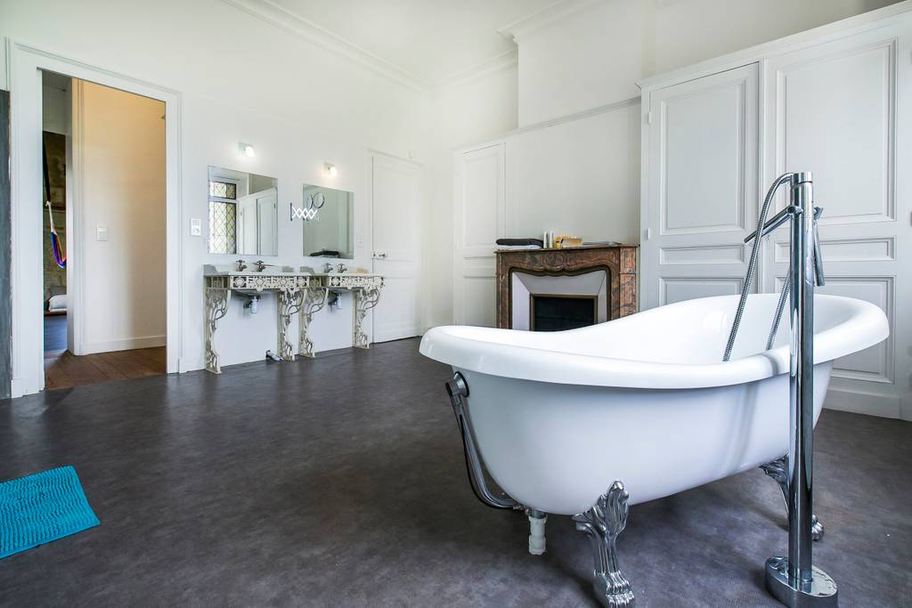 beautiful french castle with luxury ameneties airbnb