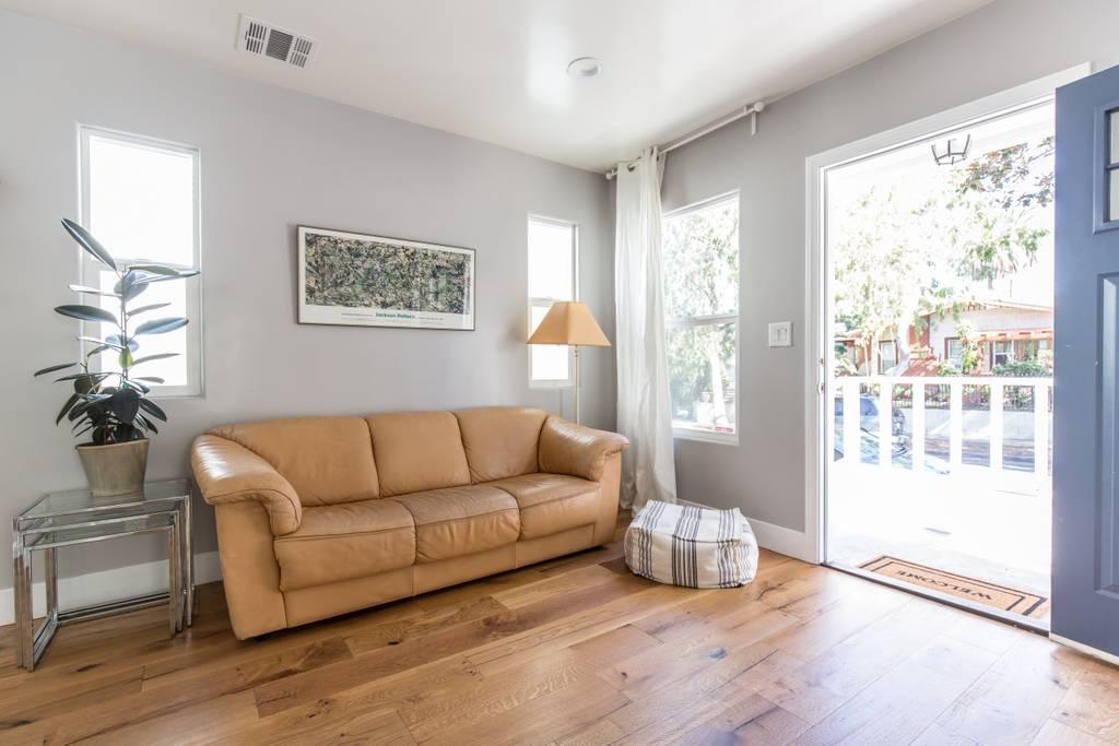 stunning duplex airbnb los angeles silverlake