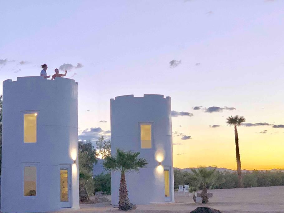 castle in the desert home joshua tree