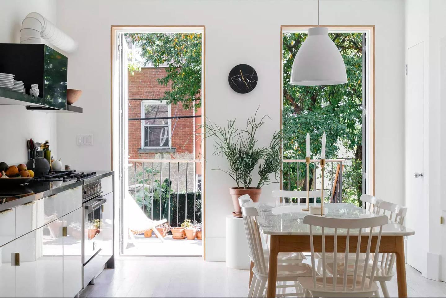 tasteful and modern home airbnb brooklyn