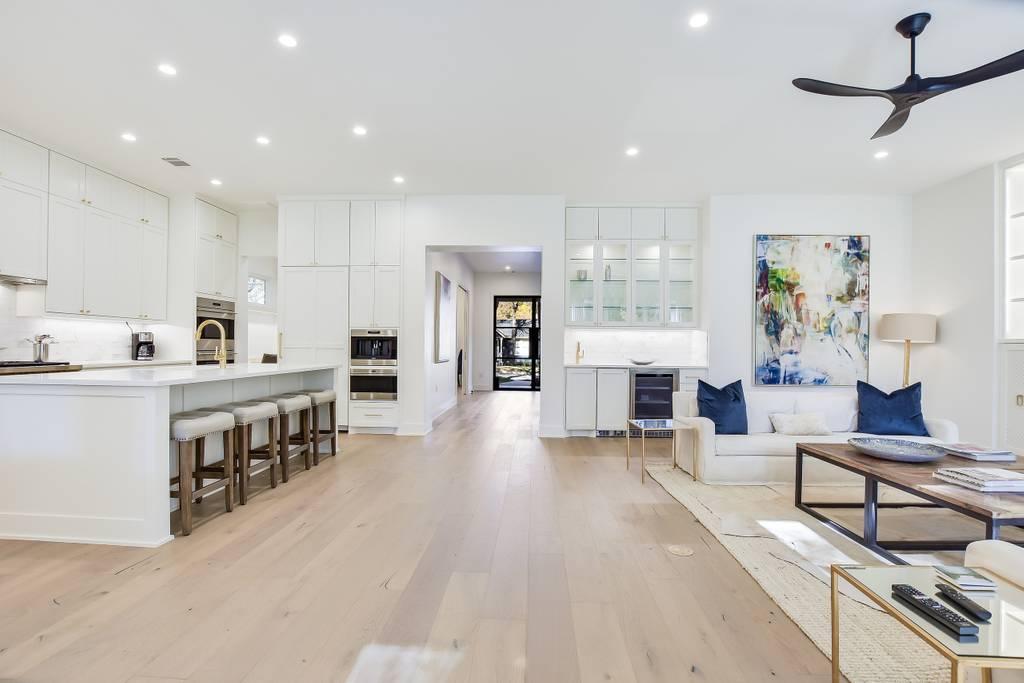 modern tarrytown home airbnb austin texas