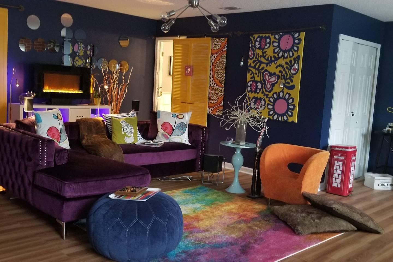 funky and creative loft space savannah