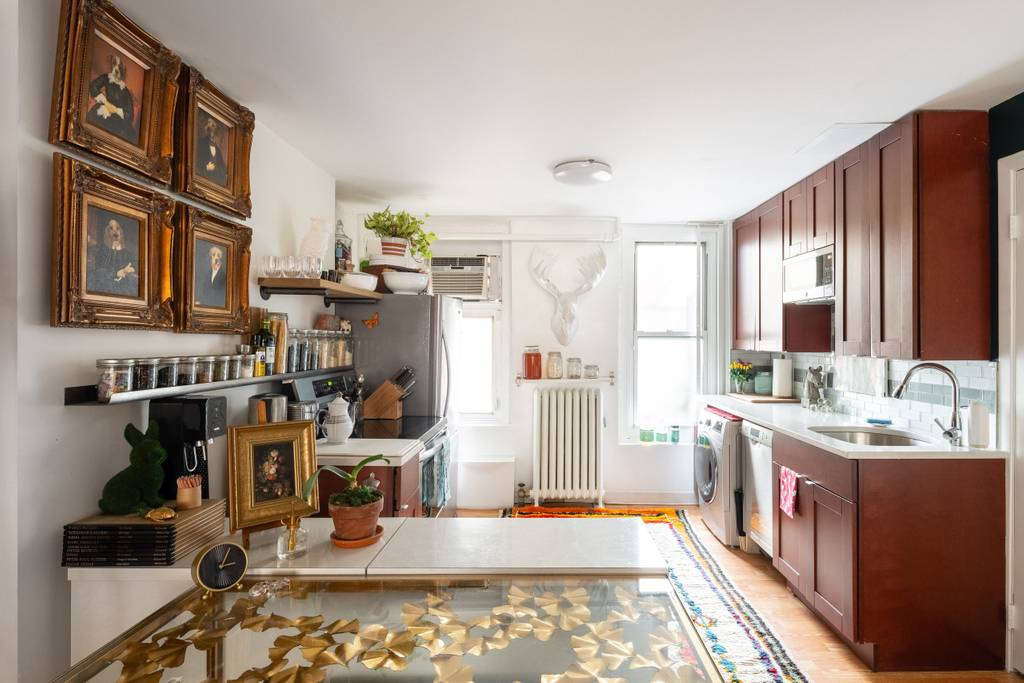 stunning and eclectic new york home airbnb