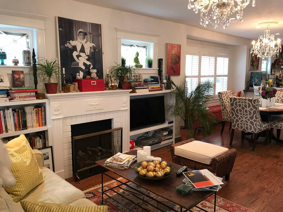 new york airbnb cottage in forest hills queens