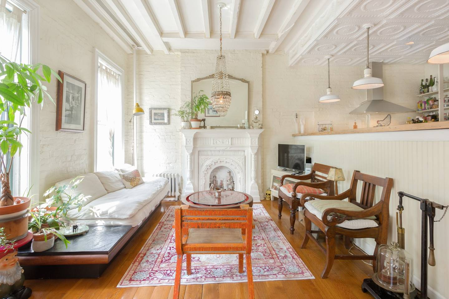 luxurious and tasteful airbnb brooklyn home