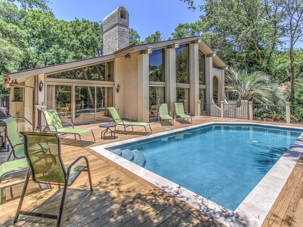 luxurious airy vrbo home hilton head