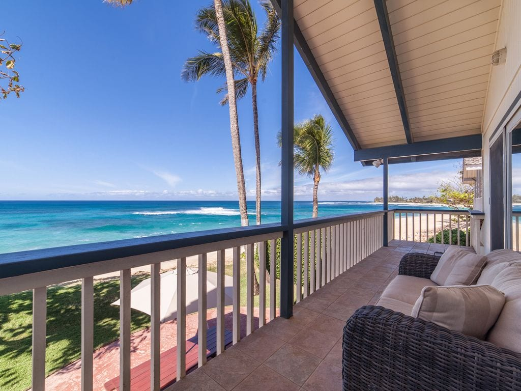 north shore oahu estate airbnb