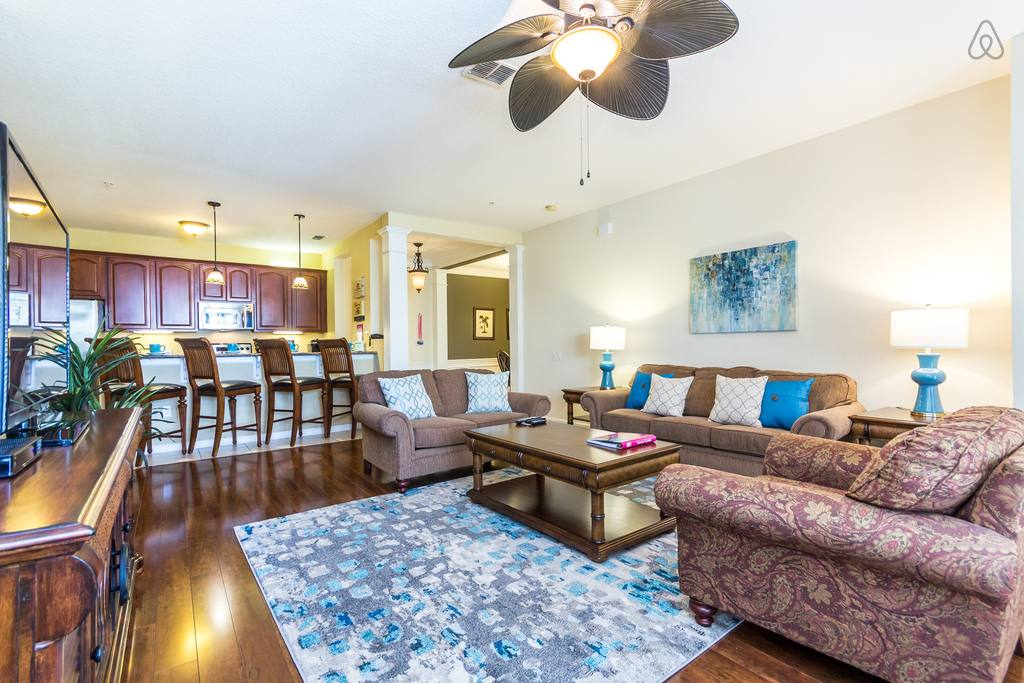 condo with resort amenities orlando
