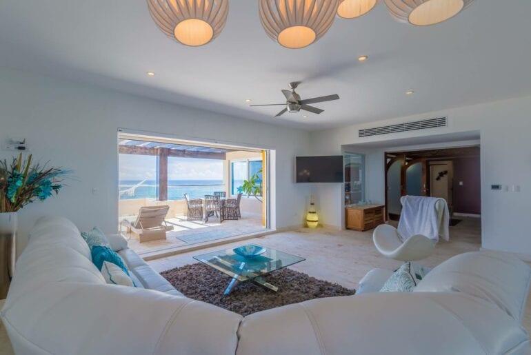 luxury penthouse isla mujeres
