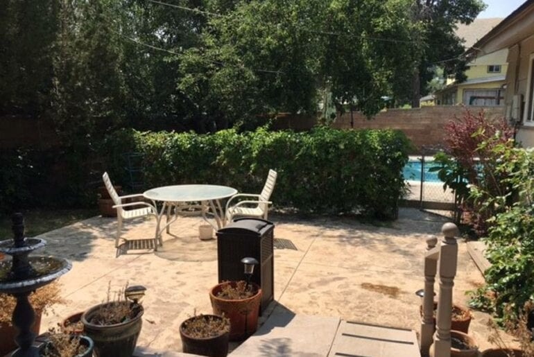 carson city airbnb with pool