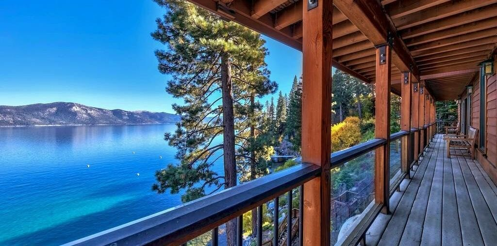 lake tahoe airbnb home