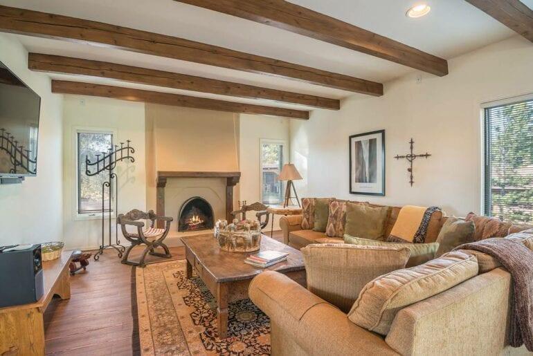 luxurious estate home santa fe