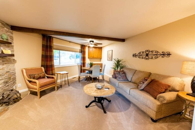 washoe valley upscale home