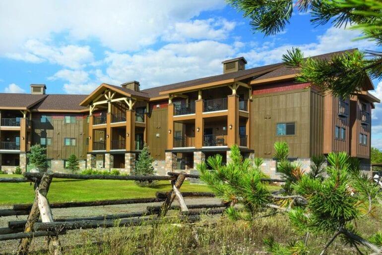 yellowstone condo airbnb
