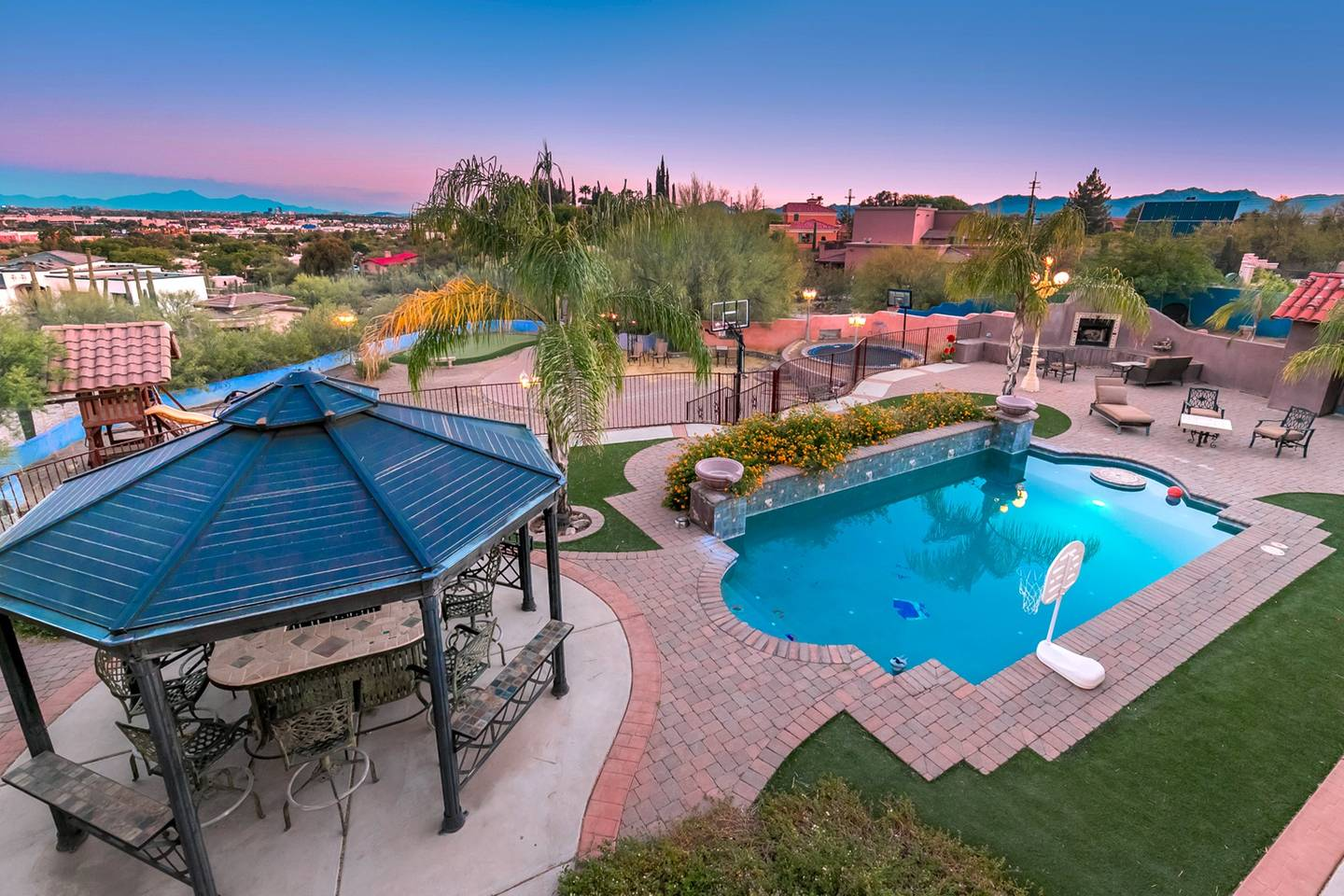airbnb mansion in the foothills Tucson arizona