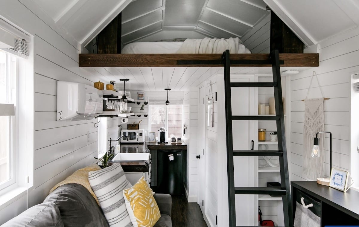 awesome tiny house in nashville