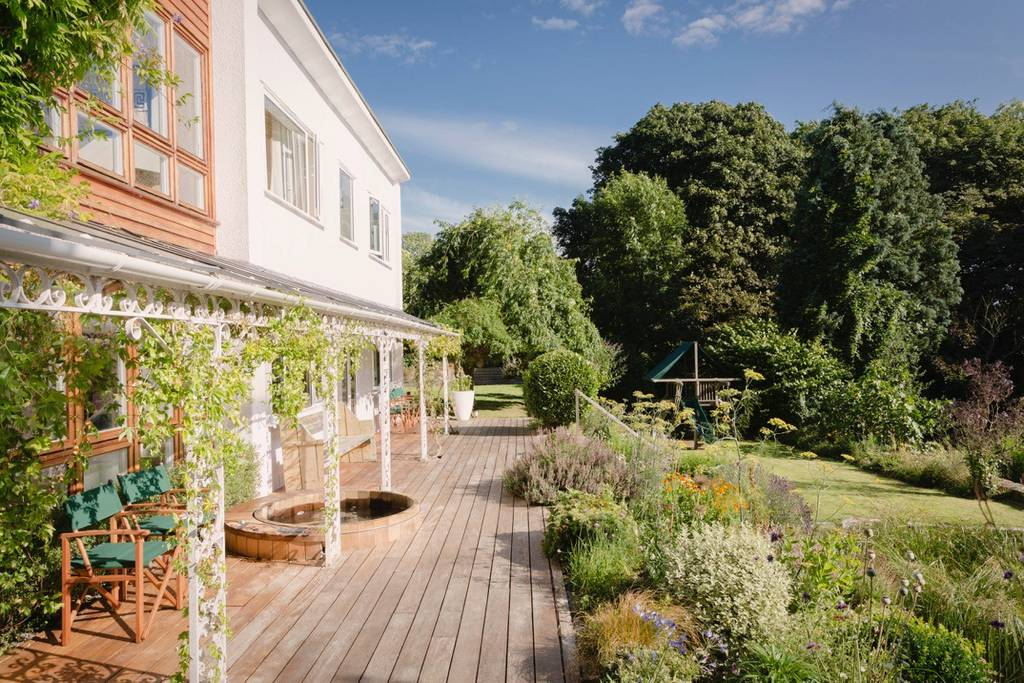 Luxurious Country House With Tor Views galstonbury