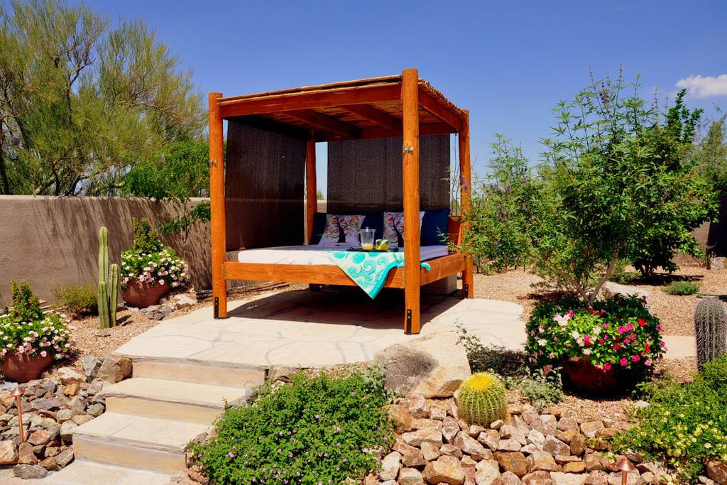 luxury sonoran desert retreat from airbnb