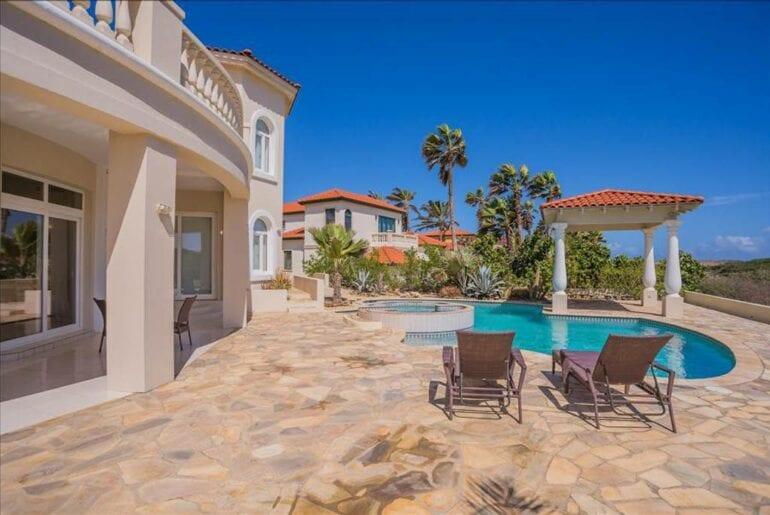 villa north coast aruba airbnb