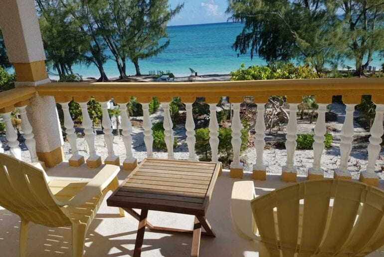 airbnb property turks and caicos